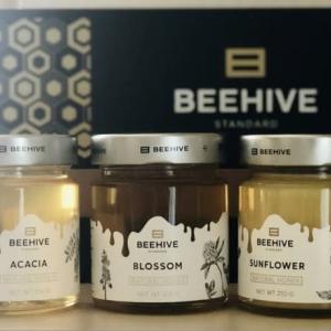 ウクライナの蜂蜜