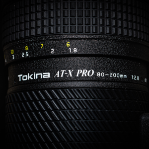 Tokina AT-X PRO 80-200mm f/2.8
