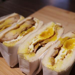 台湾のもう一つの美味しいサンドイッチ♪