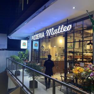 Matteo2に行ってきました。