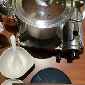Kungfu Kitchenで火鍋を食べてきました