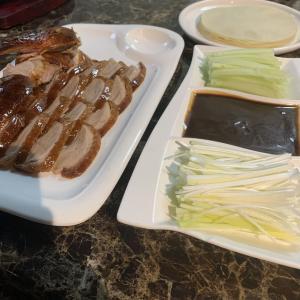 北京ダックを食べてきました@VIP Roast Duck