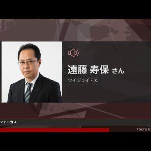 FXフォーカス 10月14日 ワイジェイFX 遠藤寿保さん