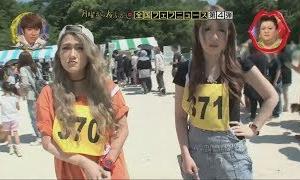 《月曜から夜ふかし》 全国フェフニュース第4弾, フェフ姉さんが多田さんの愛犬と一緒に運動会に参加