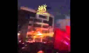 イラン シーア派、サウジ大使館を襲撃 1 3