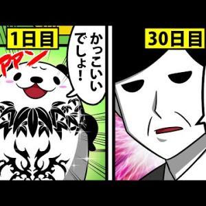 【アニメ】タトゥーを入れるとどうなるのか?