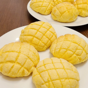 メロンパン作り~2回目~