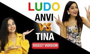 Ultimate Online Ludo Championship |Digest Version| DEL48 Anvi  & Tina