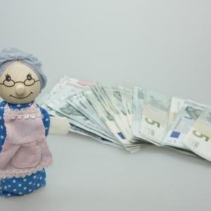【老後】スワップポイント投資における自分年金の作り方【2000万円】