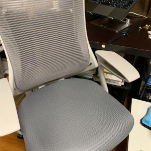 オフォスチェアーと机(DIY)
