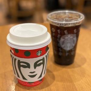 ◆スタバ ジンジャーブレッド ラテ、コールドブリューコーヒー