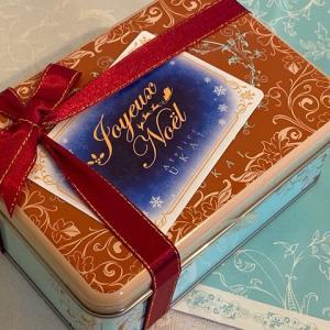 ◆アトリエうかい「フールセック・小缶(クリスマスバージョン)」