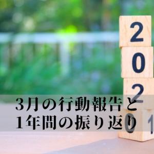 ブログ開設1年目の報告