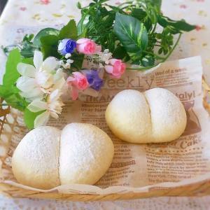 約30分で完成⁉︎不思議パンの白パンレシピ