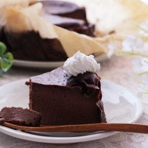 生焼きチョコチーズケーキ