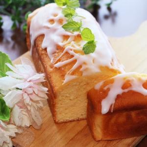 レモンとチーズのふんわりパウンドケーキレシピ