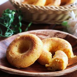 ホケミで簡単♡にんじんの焼きドーナツレシピ