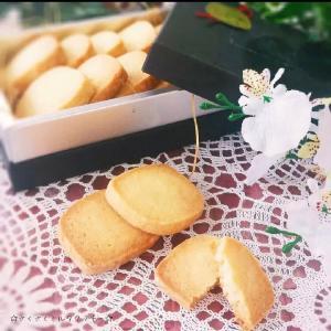 さくっほろっ練乳ミルクバタークッキーレシピ