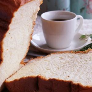 豆乳のはちみつ食パンレシピ