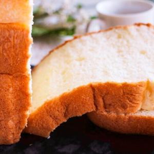 HBで簡単♡チーズ香るっ♪ふんわりチーズ食パンレシピ