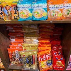 インドで買える日本のお菓子が増えてきた