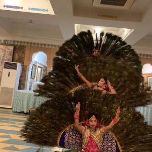 インドの方はダンスがお好き