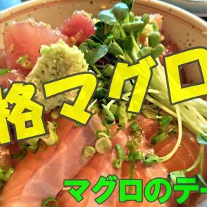 釜山で本格マグロ丼を食す。わぼいそ釜山、激推し!「マグロのテーブル」に行ってみた!韓国・釜山。
