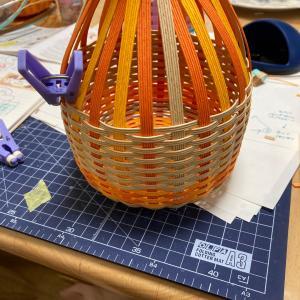 15cmくらいの丸いかごを作りたい→可能です♪