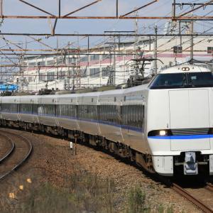 【対比・時を経て】 東海道本線/千里丘-岸辺 2020.06.24.