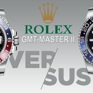 【留学X時計投資】楽して80万円GET? Rolex GMT ペプシはなぜバットマンより高いのか 考察