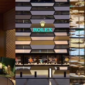 世界最大級のロレックス営業再開 ! INドバイ