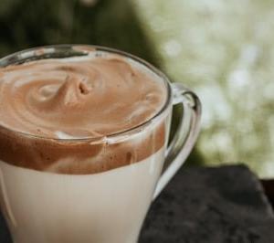 話題のダルゴナコーヒーですら失敗。