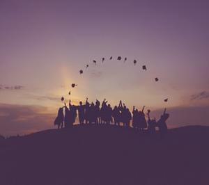 自分が進学する大学を周りに知らせる日
