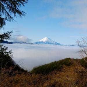 雲海を見た日