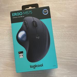 【ブログ時短アイテム】愛用品ロジクールのマウス(ERGO M575)正直レビュー