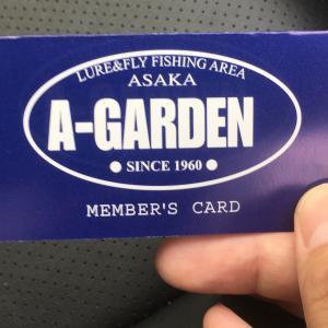 朝霞ガーデンで定期健診!?  受けてますか管釣り健診?  初心者 derasan A判定なるか 。。