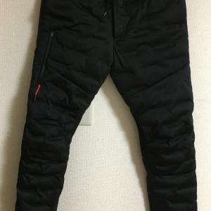 ワークマン アルティメット パンツ 最強の防寒パンツで足元をお守りします。。着る寝袋はダテじゃない!?