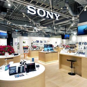 SONY(ソニー)ストア 新規登録で、電化製品が10%OFFで買える!? メーカー保証延長や定期的にクーポンがもらえる