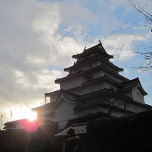 4 会津の旅 鶴ヶ城と中心市街地