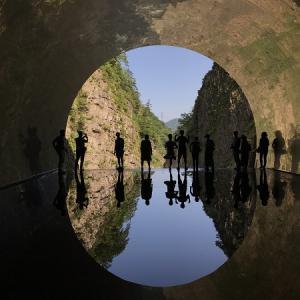 1 清津峡渓谷トンネル