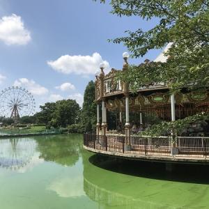 東武動物公園 遊園地