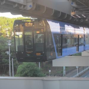 5 立体的都市交通:千葉都市モノレール