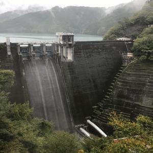 7 井川線ダム巡り 長島ダム・井川ダム