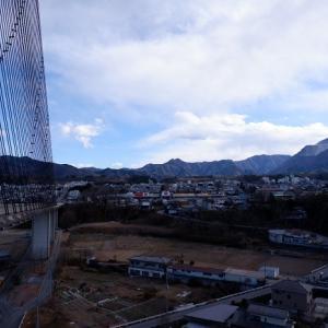 四 秩父市街地散策 秩父神社・秩父ハープ橋