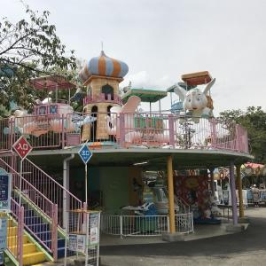 長野市城山動物園 (遊園地的要素)