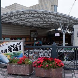 7.長崎駅と特急かもめ
