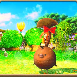 【FF14】ローソンコラボのチョコロポックル~!【マウント】