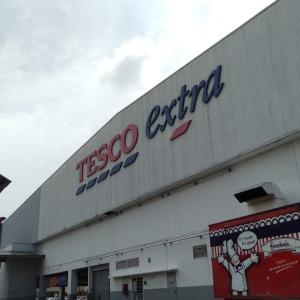 マレーシアの大型スーパー*TESCO テスコ*豚肉が美味しいです