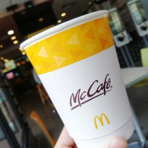 マレーシアのマクドナルド*タッチパネルで注文*ナシレマもありますよ
