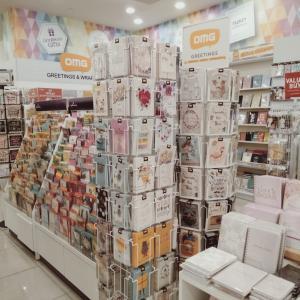 マレーシアの本屋さん(書店)*MPH Bookstore*